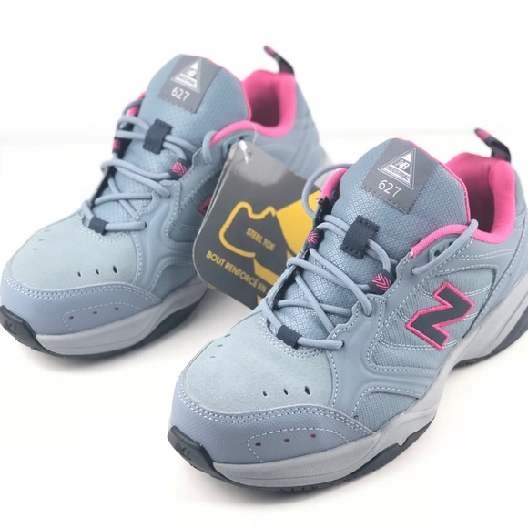 fast delivery 50-70%off great discount sale New Balance 627 Women's Suede Safety Shoes NWT